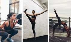 MOVE IT MONDAYS: CHANGE IT UP — Hannah Bronfman