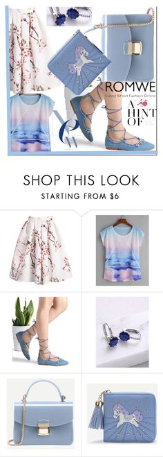 """""""5/19 romwe"""" by fatimka-becirovic ❤ liked on Polyvore"""