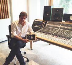 Cenzo Townshend Chooses Audient For Decoy Studios
