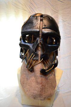 Handmade Dishonoredmasks