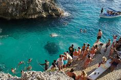Cliff diving, Ricks Cafe, Negril,  Jamaica - We're going in January!!!