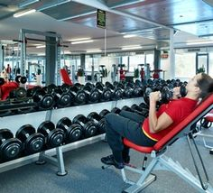Self-Fitness - Fitness-Center in der Region Thun - 365 Tage offen! - Thun-Allmendingen