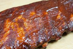 St Louis Style Ribs - Perfect every time. You will not fail with this technique. Become the grill master at your home! Saint Louis Ribs, St Louis Style Ribs, Smoked Ribs, Smoked Brisket, Smoked Pork Shoulder, Pork Shoulder Recipes, Barbecue Ribs, Ribs On Grill, Recipes