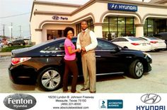 https://flic.kr/p/JV8eC8 | Happy Anniversary to Talitha on your #Hyundai #Sonata Hybrid from Kevin Beasley at Fenton Hyundai! | deliverymaxx.com/DealerReviews.aspx?DealerCode=H248