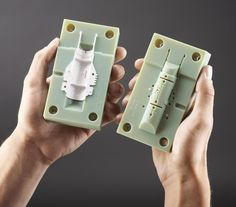 This article explains how companies like Seuffer have improved thier injection molding processes with 3D printing technologies.