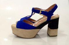 #plateau multicolor shoes