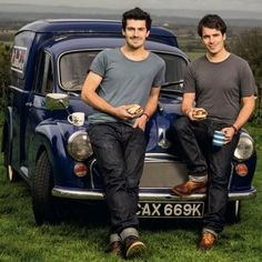 Fabulous Baker Brothers. They are awsome. Tom and Henry Herbert