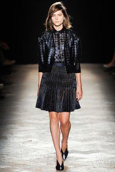 Marco de Vincenzo Spring 2014 Ready-to-Wear - Collection - Gallery - Style.com