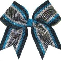 Cute cheer bow