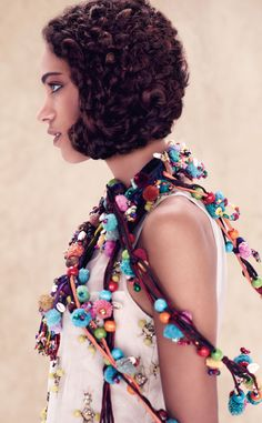Culture Clash Spring/Summer 2014 Aveda Creative Team