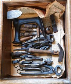 Shoemakers tools