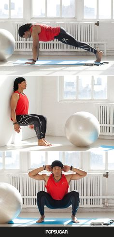 From the trainer behind Madonna and Gigi Hadid comes a total-body workout to help you feel strong all over. It requires absolutely no equipment.