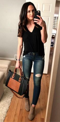 55+ Simple Yet Stylish, Your Favourite Summer Outfits - EcstasyCoffee