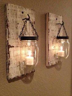 DIY Prim Lanterns