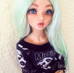 Hello! — Kaia ^_^   She's a Minifee Chloe