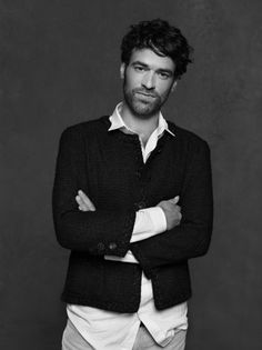 Romain Duris. Very much into it.