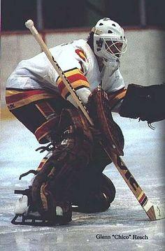 Hockey Goalie, Ice Hockey, Hockey Rules, Goalie Mask, New Jersey Devils, Colorado Rockies, Sports Illustrated, Nhl, Illustration