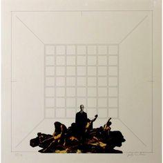 Giulio Paolini's Set Design for Teorema (1999