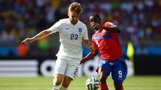 Costa Rica 0 - 0 Inglaterra