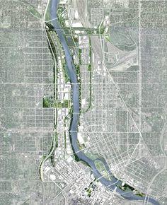 Minneapolis Riverfront Competition