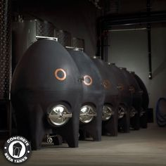 #Love #craftbeer ? Concrete Egg Tank from #concretebeertanks .com, 15 bbl. With…