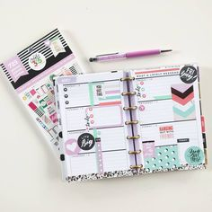 Study Planner, Planner Layout, Life Planner, Planner Ideas, Planner Diy, Budget Planner, Planner Organization, Organizing, Mini Happy Planner