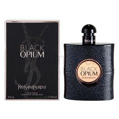 Yves Saint Laurent Black Opium parfemovaná voda pro ženy | parfums.cz