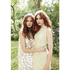 How Karen Gillan went from sexy sidekick to super siren | ES Magazine ❤ liked on Polyvore