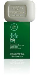 Ditch your old soap! This Tea Tree infused body bar is anything but ordinary and will leave you feeling so fresh and so clean! Tea tree oil is a natural antibacterial which makes it a great product to use after sweating it up at the gym or playing sports! It also helps prevent ingrown hairs! *remember this product and all Paul Mitchell products are only guaranteed when sold by a professional in a barber shop or salon!