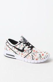 Nike SB Stefan Janoski Max Premium Cherry Blossom Sneakers - $120.00