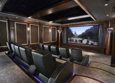 View our showcase of home theater seating designs for inspiration on your own project!