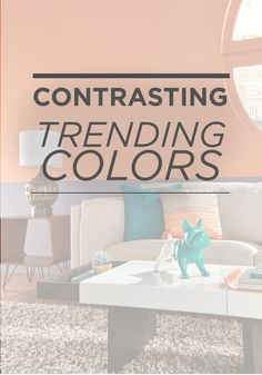 If you're looking to construct a refreshing environment, the 2016 BEHR Color Trends has an array of contrasting paint hues and textures. Create an accent wall in an intense color—like Raw Copper—for a variance of color.