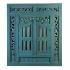 Ruji Mirror, Teal