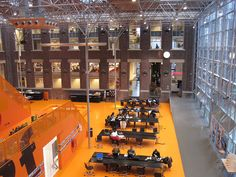 12-10-2010_TU-Delft_School-of-Architecture 039 by nepalkate, via Flickr