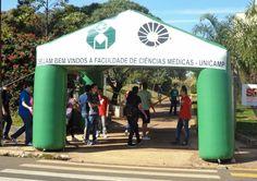 Milhares visitam a FCM durante a UPA | Faculdade de Ciências Médicas