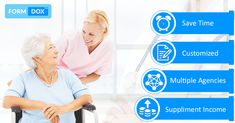 In the event that you are not happy with your present #Home #care #scheduling #software call us or visit our #Formdox website and #schedule a #demo.