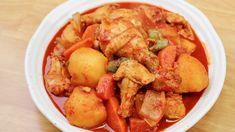 백종원 닭도리탕♥백종원 닭볶음탕 맛있게 끓이는법 Dakbokkeumtang