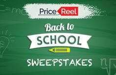 I just entered @pricereel's awesome back to school sweepstakes! You can enter to win too! #pricereel