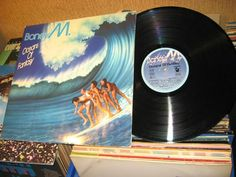BONEY M. - Oceans Of Fantasy *Hansa GER 79* LP Vinyl