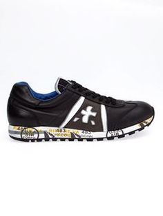 Premiata White 'lucy' Sneakers - Jofré - Farfetch.com