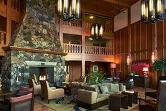 Stevenson, Washington - Skamania Lodge
