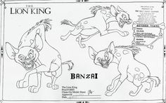 Throwback Thursday: Modeling The Lion King