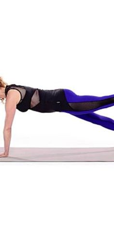5 Variations on the Plank