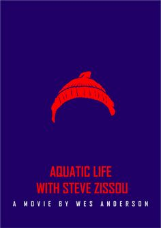 The Life Aquatic with Steve Zissou [Wes Anderson, 2004] «Movies by Wes Anderson Author: Opos Szczepan»