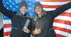 Softball alum Elana Meyers ('07, photo at right) left the program as one of the best players in history and went on join the US Olympic Bobsled Team. She won the bronze medal at the 2010 Vancouver Olympics.    Photo: ChicagoTribune.com