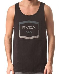 6be2ac82aed91 RVCA Rounded Hex débardeur homme  rcva