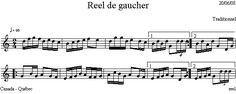 Reel_du_gaucher Dion, Diagram, Canada, Math Equations, Folk Music, Folk Dance, Music School, Left Handed