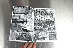 Image result for graffiti zine