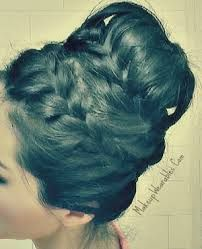 Google Image Result for http://i.beautylish.co/VV-L2Kfy1LM3AKw-VhnHWAGAAdo/cl-97/how-to-never-ending-french-braid-sock-bun-on-your-own-hair....