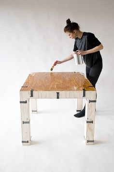 #pakiet collection designeb by oskar zieta #wood  #design #diy #fun